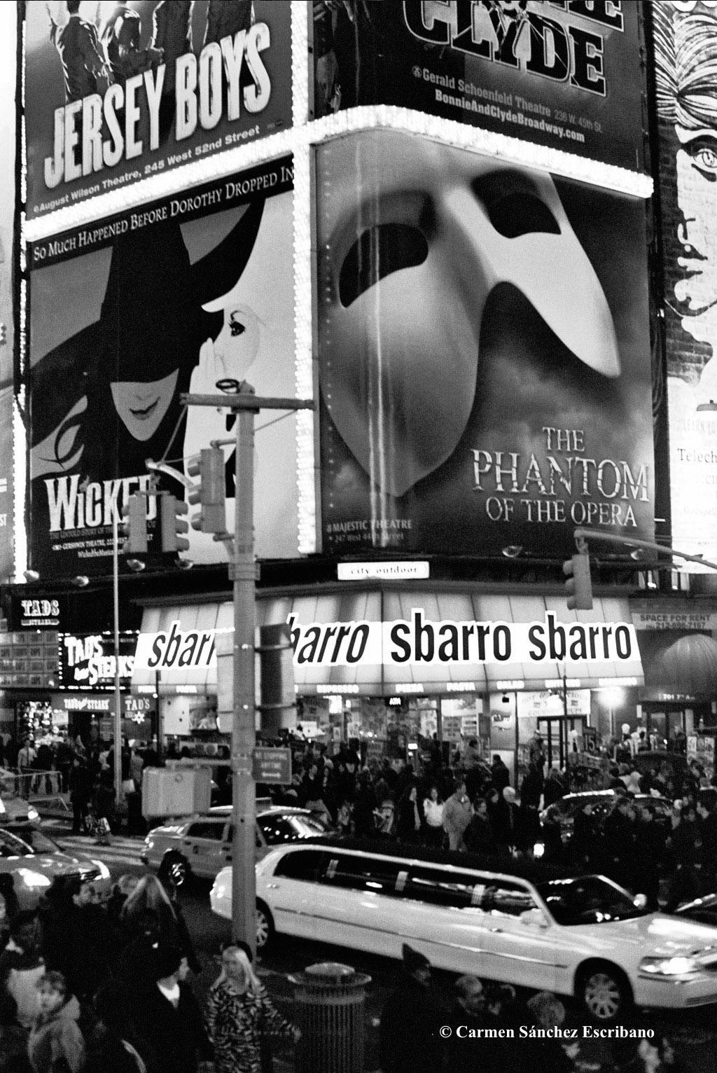 Times Square Nueva York 2011